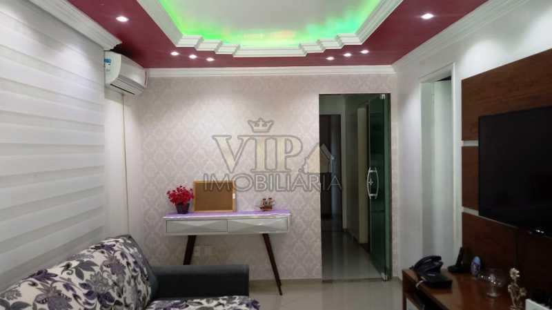 02 - Casa Para Venda ou Aluguel - Campo Grande - Rio de Janeiro - RJ - CGCA50026 - 4