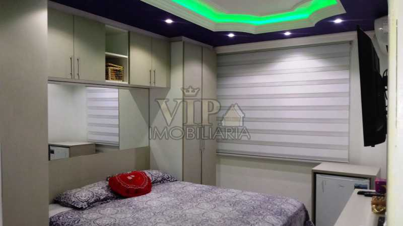 04 - Casa Para Venda ou Aluguel - Campo Grande - Rio de Janeiro - RJ - CGCA50026 - 6