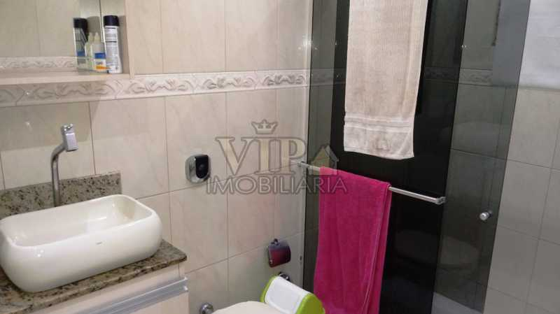 06 - Casa Para Venda ou Aluguel - Campo Grande - Rio de Janeiro - RJ - CGCA50026 - 8