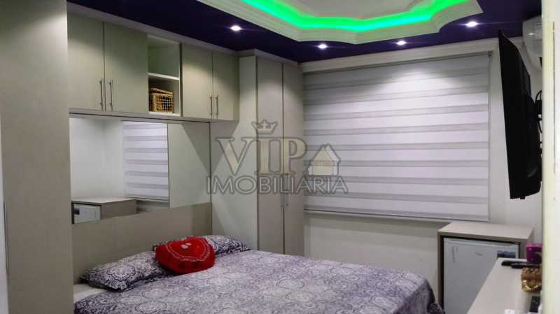 07 - Casa Para Venda ou Aluguel - Campo Grande - Rio de Janeiro - RJ - CGCA50026 - 9