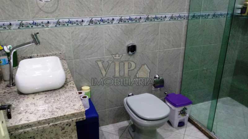 08 - Casa Para Venda ou Aluguel - Campo Grande - Rio de Janeiro - RJ - CGCA50026 - 10