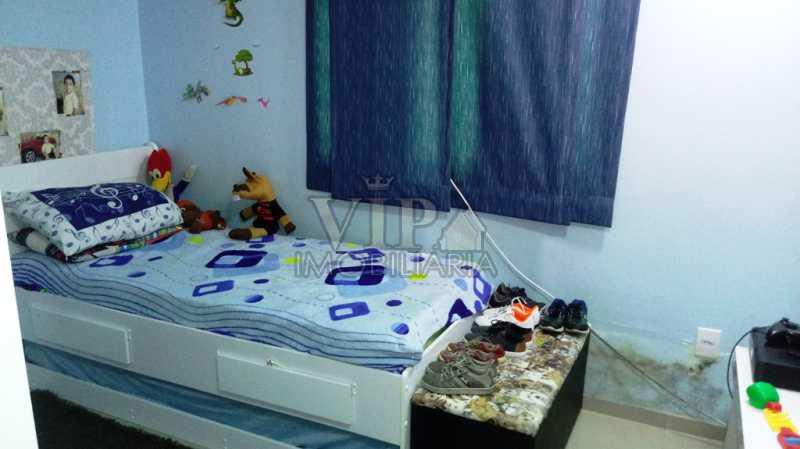 09 - Casa Para Venda ou Aluguel - Campo Grande - Rio de Janeiro - RJ - CGCA50026 - 11