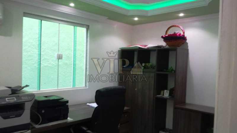10 - Casa Para Venda ou Aluguel - Campo Grande - Rio de Janeiro - RJ - CGCA50026 - 12