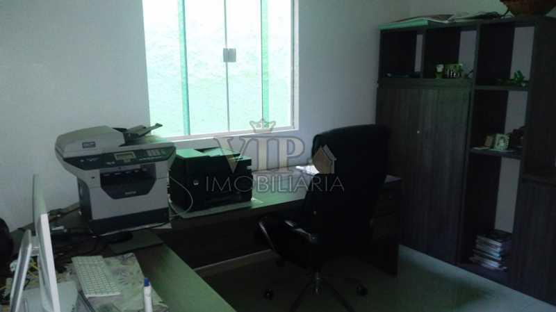11 - Casa Para Venda ou Aluguel - Campo Grande - Rio de Janeiro - RJ - CGCA50026 - 13