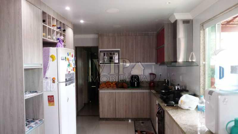 13 - Casa Para Venda ou Aluguel - Campo Grande - Rio de Janeiro - RJ - CGCA50026 - 15