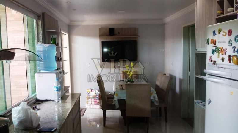 14 - Casa Para Venda ou Aluguel - Campo Grande - Rio de Janeiro - RJ - CGCA50026 - 16