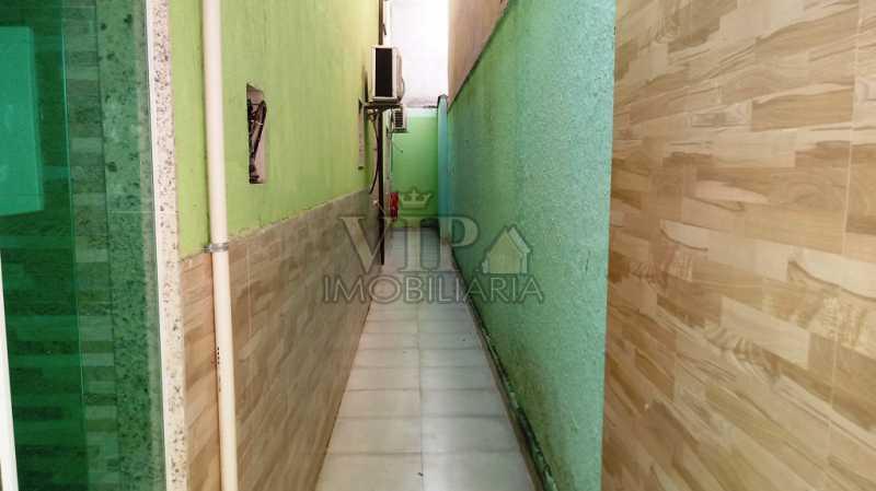 17 - Casa Para Venda ou Aluguel - Campo Grande - Rio de Janeiro - RJ - CGCA50026 - 19
