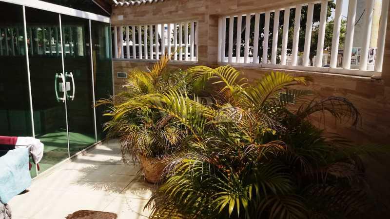 18 - Casa Para Venda ou Aluguel - Campo Grande - Rio de Janeiro - RJ - CGCA50026 - 20