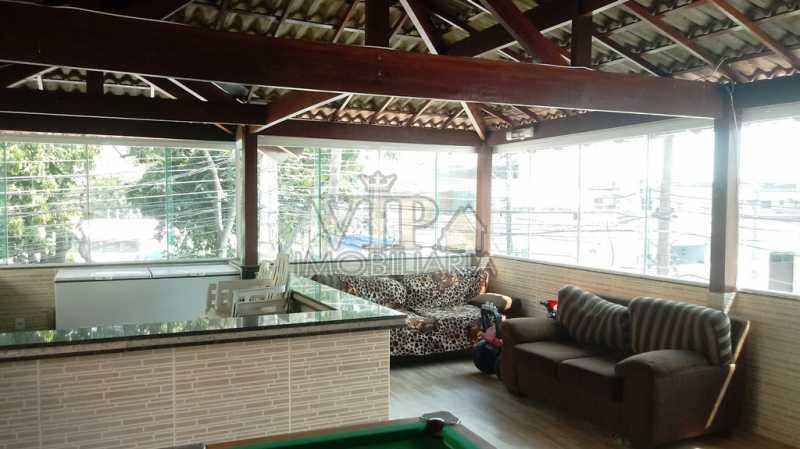 20 - Casa Para Venda ou Aluguel - Campo Grande - Rio de Janeiro - RJ - CGCA50026 - 22