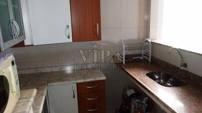 23 - Casa Para Venda ou Aluguel - Campo Grande - Rio de Janeiro - RJ - CGCA50026 - 25