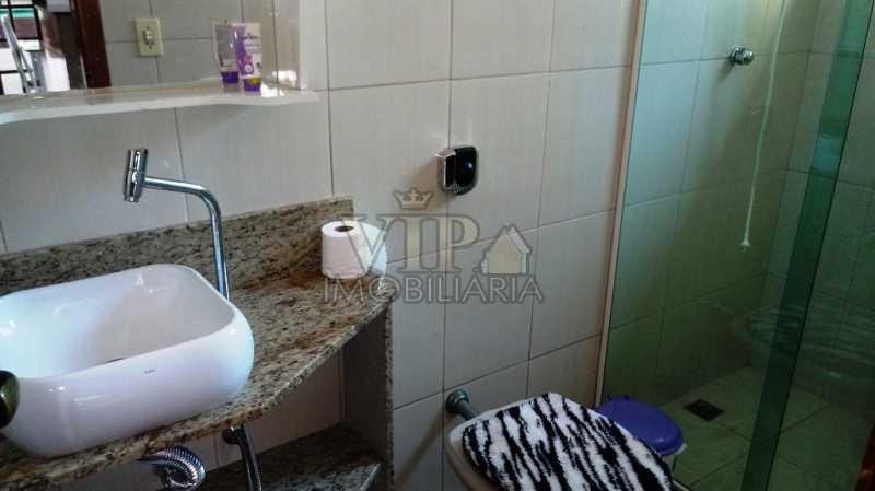 26 - Casa Para Venda ou Aluguel - Campo Grande - Rio de Janeiro - RJ - CGCA50026 - 28