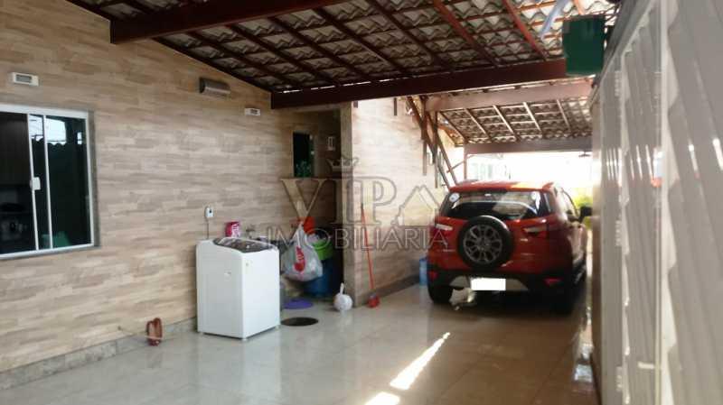 15 - Casa Para Venda ou Aluguel - Campo Grande - Rio de Janeiro - RJ - CGCA50026 - 18
