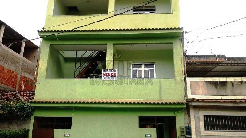 01 - Apartamento À Venda - Bangu - Rio de Janeiro - RJ - CGAP10039 - 1