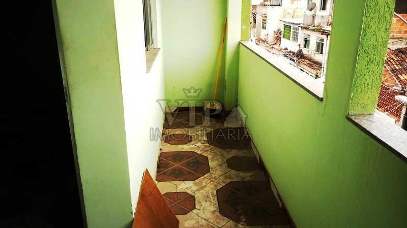 03 - Apartamento À Venda - Bangu - Rio de Janeiro - RJ - CGAP10039 - 4