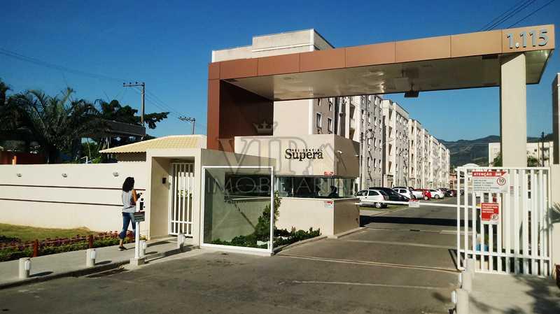 01 - Apartamento À Venda - Campo Grande - Rio de Janeiro - RJ - CGAP20719 - 1