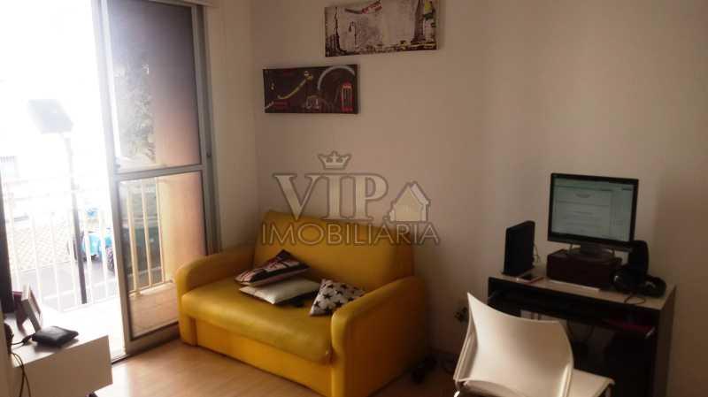 06 - Apartamento À Venda - Campo Grande - Rio de Janeiro - RJ - CGAP20719 - 7