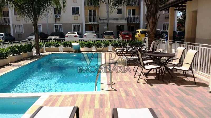 19 - Apartamento À Venda - Campo Grande - Rio de Janeiro - RJ - CGAP20719 - 20