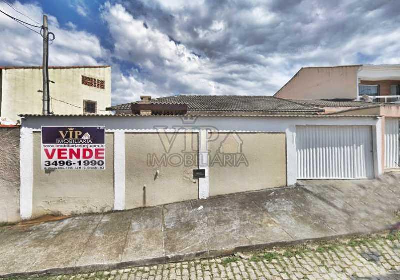 lanita - Casa à venda Rua Nanita Lutz,Campo Grande, Rio de Janeiro - R$ 250.000 - CGCA20963 - 1