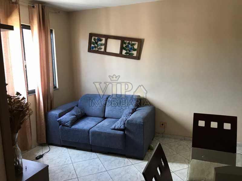 IMG-0866 - Apartamento À Venda - Campo Grande - Rio de Janeiro - RJ - CGAP30156 - 3