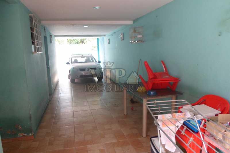 SAM_0035 - Casa 3 quartos à venda Bangu, Rio de Janeiro - R$ 600.000 - CGCA30483 - 9