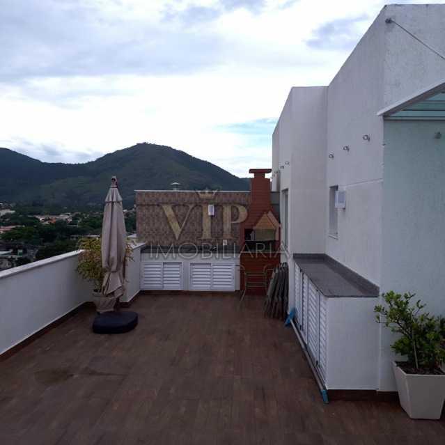 Foto 18 - Cobertura À Venda - Campo Grande - Rio de Janeiro - RJ - CGCO40005 - 21