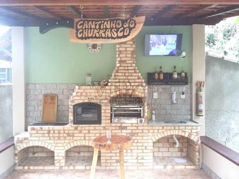 Churrasqueira - Casa À Venda - Santa Cruz - Rio de Janeiro - RJ - CGCA30485 - 18