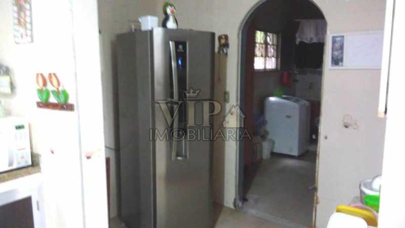 Cozinha 1 - Casa À Venda - Santa Cruz - Rio de Janeiro - RJ - CGCA30485 - 4
