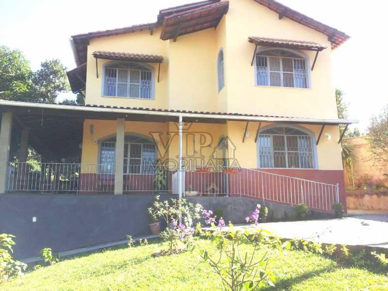 Fachada - Casa À Venda - Santa Cruz - Rio de Janeiro - RJ - CGCA30485 - 1