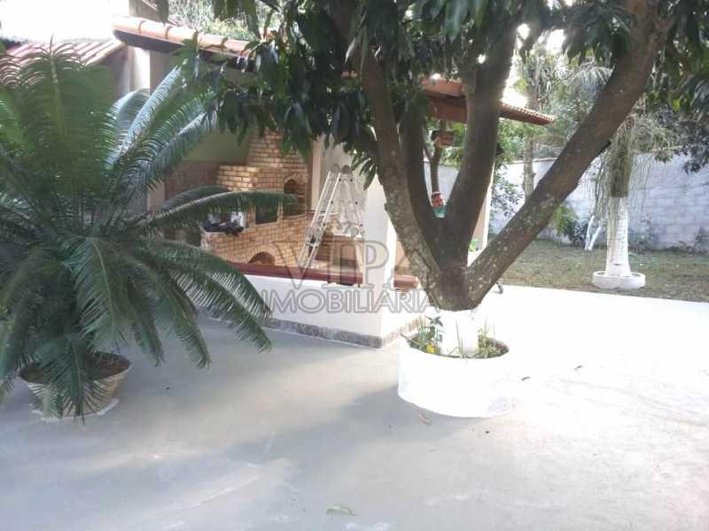 Quintal 1 - Casa À Venda - Santa Cruz - Rio de Janeiro - RJ - CGCA30485 - 21