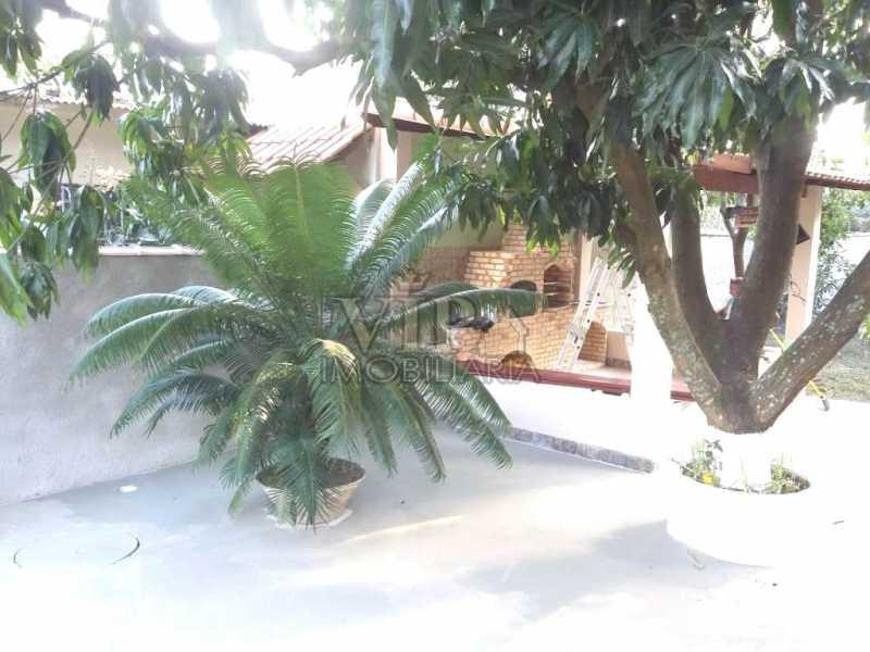 Quintal 3 - Casa À Venda - Santa Cruz - Rio de Janeiro - RJ - CGCA30485 - 23