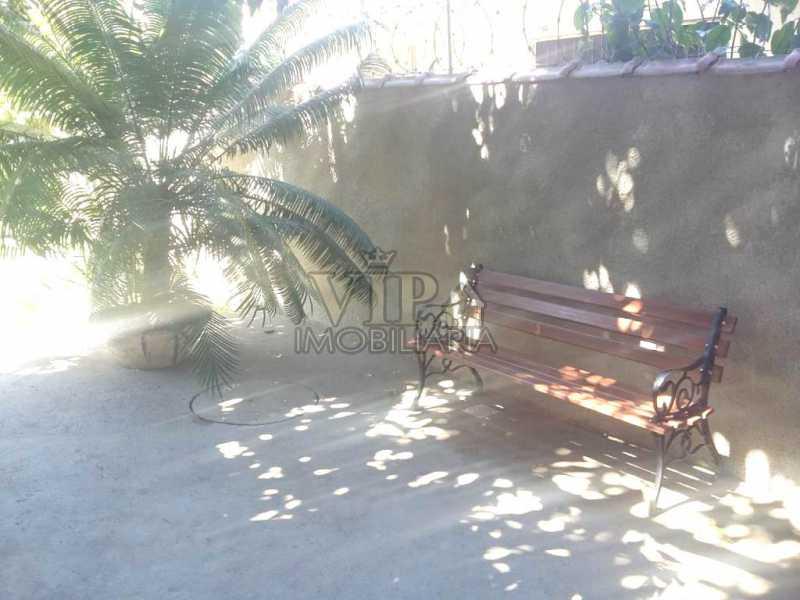 Quintal 5 - Casa À Venda - Santa Cruz - Rio de Janeiro - RJ - CGCA30485 - 22