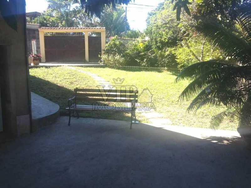 Quintal 6 - Casa À Venda - Santa Cruz - Rio de Janeiro - RJ - CGCA30485 - 19