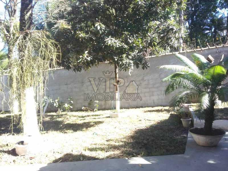 Quintal 8 - Casa À Venda - Santa Cruz - Rio de Janeiro - RJ - CGCA30485 - 26