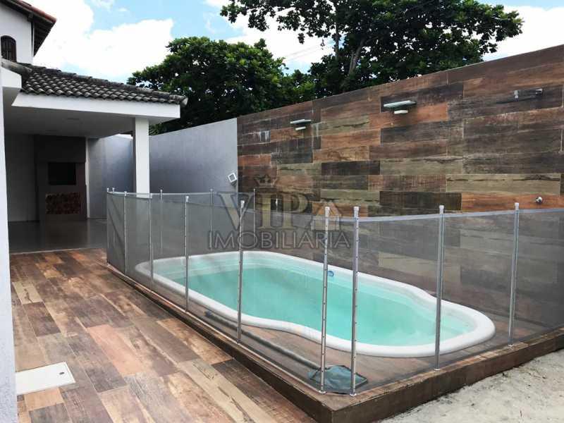 IMG-3312 - Casa À Venda - Campo Grande - Rio de Janeiro - RJ - CGCA20979 - 28