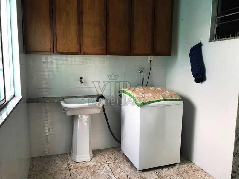 IMG-7499 - Casa À Venda - Campo Grande - Rio de Janeiro - RJ - CGCA30489 - 23
