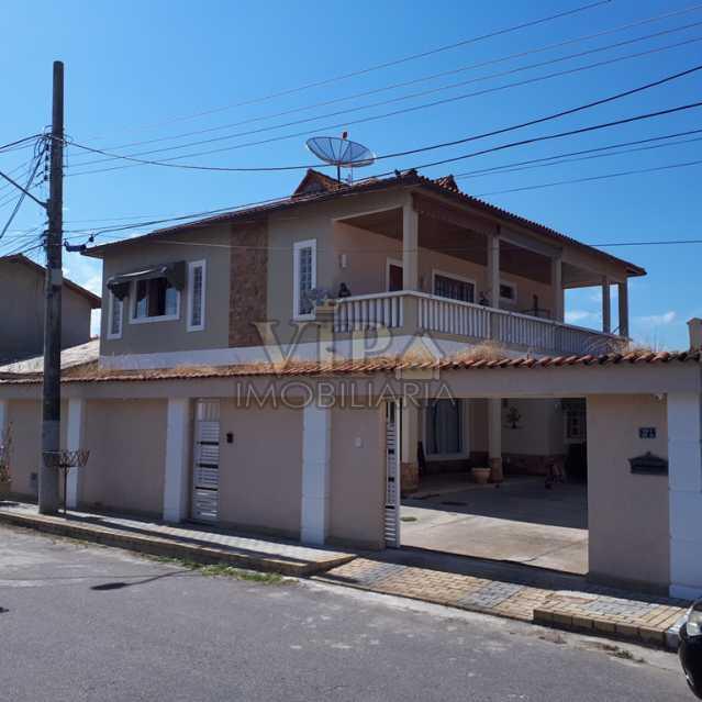 1 - Casa em Condominio Para Venda ou Aluguel - Campo Grande - Rio de Janeiro - RJ - CGCN40014 - 1