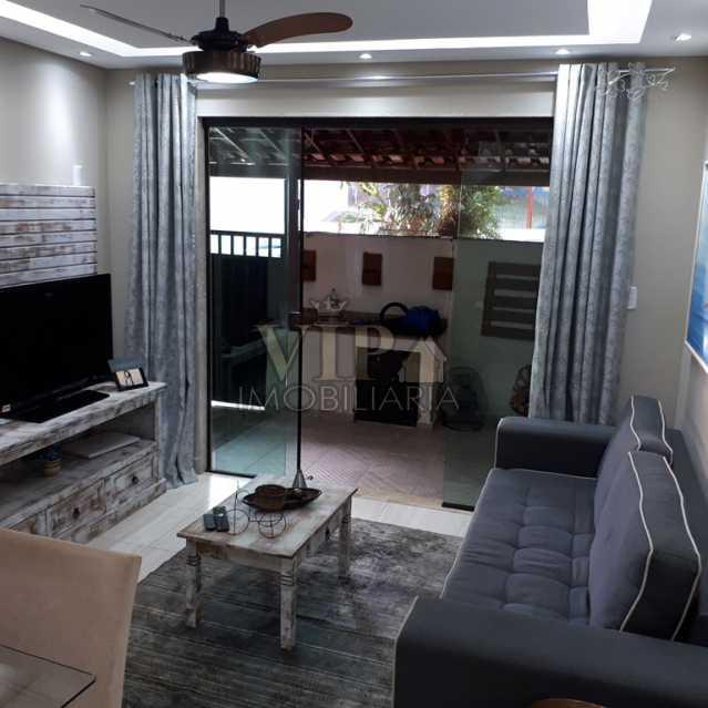 10 - Casa em Condomínio 2 quartos à venda Campo Grande, Rio de Janeiro - R$ 370.000 - CGCN20120 - 12