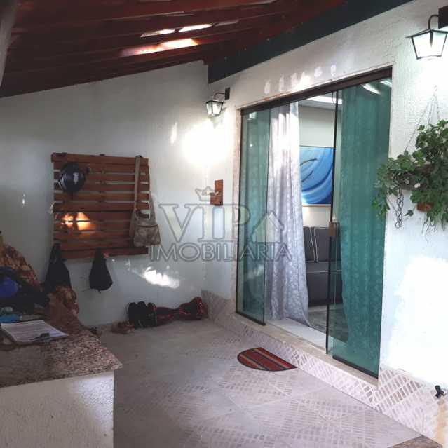 23 - Casa em Condomínio 2 quartos à venda Campo Grande, Rio de Janeiro - R$ 370.000 - CGCN20120 - 25