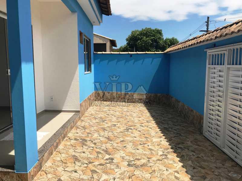 IMG-1051 - Casa 2 quartos à venda Campo Grande, Rio de Janeiro - R$ 330.000 - CGCA20987 - 5