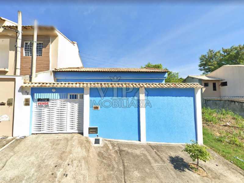 RUA ALGO MALAGOLI - Casa à venda Rua Aldo Malagoli,Campo Grande, Rio de Janeiro - R$ 330.000 - CGCA20987 - 1