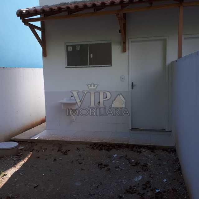 19 - Casa À Venda - Campo Grande - Rio de Janeiro - RJ - CGCA20991 - 20