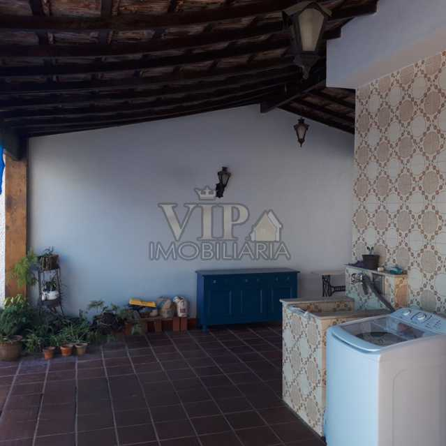 20190201_171109 - Casa 3 quartos à venda Campo Grande, Rio de Janeiro - R$ 680.000 - CGCA30494 - 27
