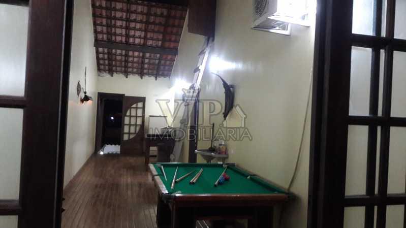 1 3 - Casa à venda Avenida José Mariozzi Filho,Guaratiba, Rio de Janeiro - R$ 530.000 - CGCA40121 - 18