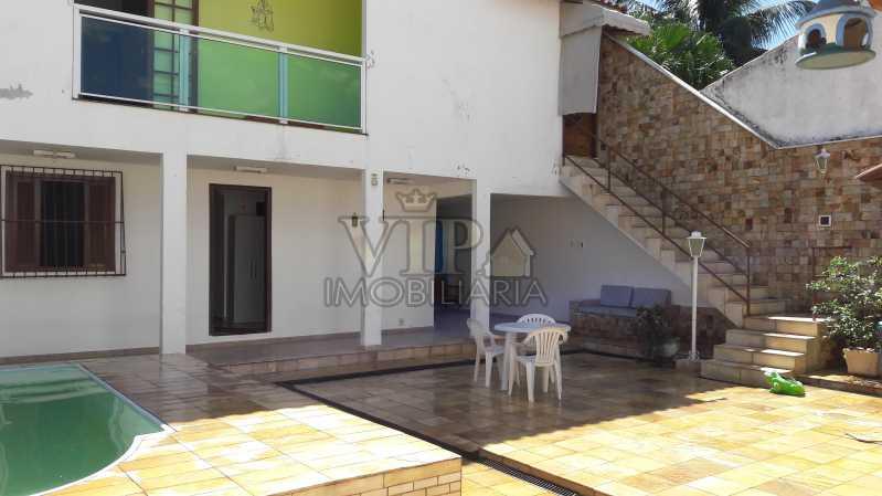 1 9 - Casa à venda Avenida José Mariozzi Filho,Guaratiba, Rio de Janeiro - R$ 530.000 - CGCA40121 - 21