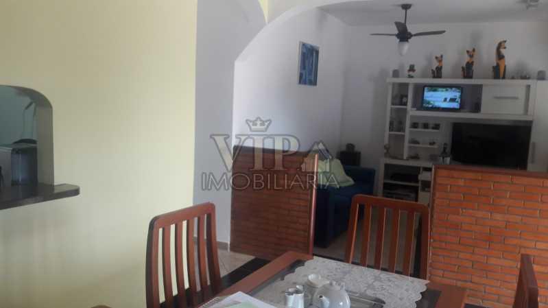 3 4 - Casa à venda Avenida José Mariozzi Filho,Guaratiba, Rio de Janeiro - R$ 530.000 - CGCA40121 - 17