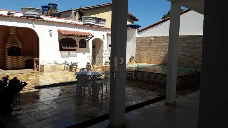 FUNDOS 2 - Casa à venda Avenida José Mariozzi Filho,Guaratiba, Rio de Janeiro - R$ 530.000 - CGCA40121 - 27
