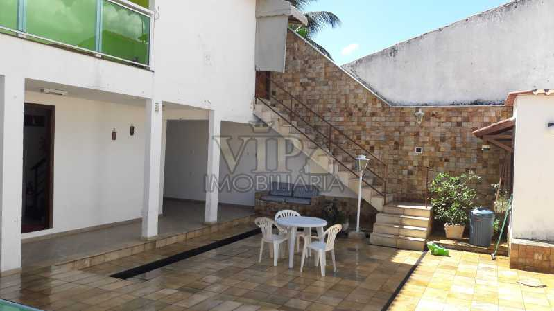 FUNDOS 3 - Casa à venda Avenida José Mariozzi Filho,Guaratiba, Rio de Janeiro - R$ 530.000 - CGCA40121 - 28