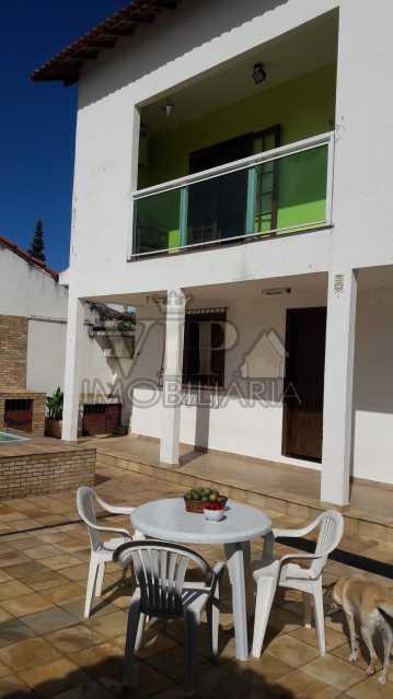 FUNDOS 8 - Casa à venda Avenida José Mariozzi Filho,Guaratiba, Rio de Janeiro - R$ 530.000 - CGCA40121 - 29