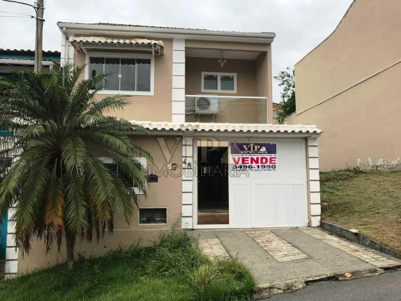 IMG-2795 - Casa em Condominio À Venda - Campo Grande - Rio de Janeiro - RJ - CGCN30047 - 1