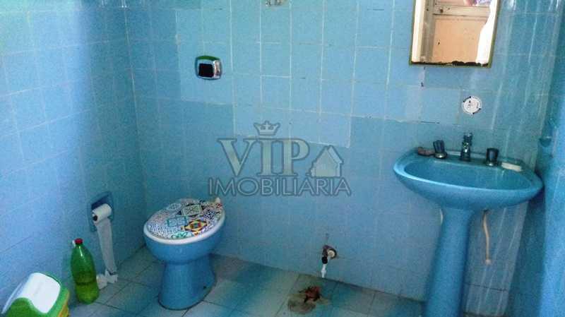 07 - Casa à venda Rua Jair Tavares,Paciência, Rio de Janeiro - R$ 130.000 - CGCA20999 - 9